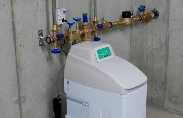 Adoucisseur d'eau digital
