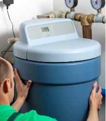 exemple adoucisseur d'eau entretien